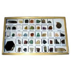 Collectable Mineral Boxed Set.