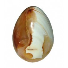 Carnelian polished Egg