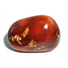 Carnelian polished Pebble