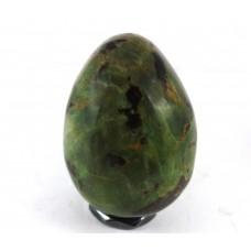 Polished Chrysoprase Egg