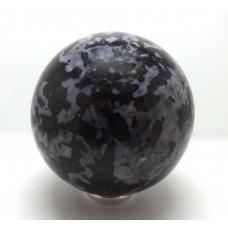 Indigo Gabbro Polished Sphere
