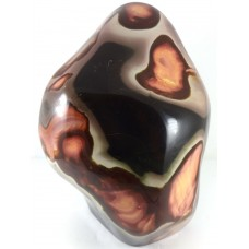 Darker  Jasper Polychrome Polished Freeform