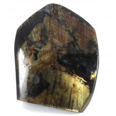 Labradorite polished standing shape
