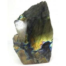 Labradorite 1 Face Polished Slab Colour Both Sides
