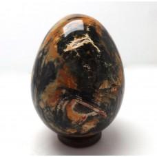 Orbicular Jasper Egg