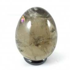 Natural Smoky Quartz Egg