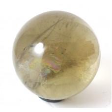 Smokey Quartz polished Sphere