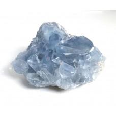 Celestite Geode with Translucent Crystals