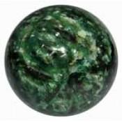 Chrysoprase Eggs Spheres and Pebbles (5)