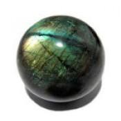 Labradorite Spheres and Eggs