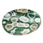Orbicular Jasper polished Discs