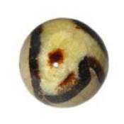 Yellow Septaria Eggs, Spheres & Pebbles