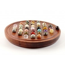 Madagascan Solitaire 10mm Game Set