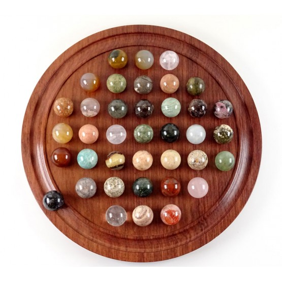 Madagascan Solitaire 20mm game Set